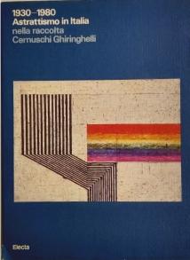 Alberto Zilocchi catalogo Astrattismo in Italia