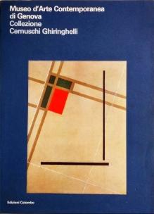 Alberto Zilocchi catalogo Museo d'Arte Contemporaneo di Genova
